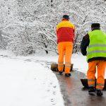 Wer muss Schnee räumen in Österreich? Schneeräumung, Streupflicht, Haftung, Winterdienst